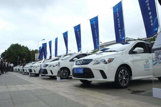 新能源汽车告别限购政策