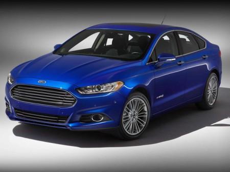 司机说事——福特fusion车型测评